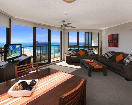 Spindrift On The Beach Gold Coast Accommodation